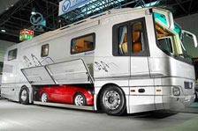 luxury rv